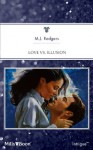 Mills & Boon : Love Vs. Illusion (Justice Inc.) - M.J. Rodgers