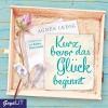 Kurz bevor das Glück beginnt - Agnès Ledig, Katja Danowski, JUMBO Neue Medien & Verlag GmbH