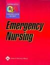 Lippincott's Q&A Certification Review: Emergency Nursing - Lippincott Williams & Wilkins, Springhouse