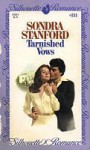 Tarnished Vows (Silhouette Romance, #131) - Sondra Stanford
