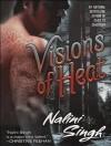 Visions of Heat - Nalini Singh, Angela Dawe