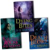 Bloodhound Files Collection Dd Barant 3 Books Set Pack - Dd Barant