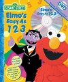Elmo's Easy as 1 2 3 with DVD - Carol Monica, Ernie Kwiat