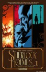 The Trial of Sherlock Holmes - John Reppion, Leah Moore, Aaron Campbell