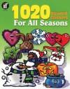 1020 Reward Stickers For All Seasons, Grades PK - 6 - Instructional Fair