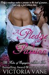 A Pledge of Passion (The Rules of Engagement) - Jenny Toney-Quinlan, Victoria Vane