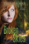 Broken Skies - Theresa Breslin