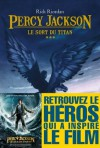 Le Sort du titan:Percy Jackson - tome 3 (Wiz) (French Edition) - Rick Riordan, Mona de Pracontal