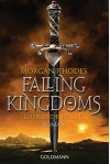 Lodernde Macht: Falling Kingdoms 3 - Roman (German Edition) - Morgan Rhodes, Anna Julia Strüh, Juliane Lochner