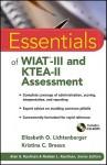 Essentials of WIAT-III and KTEA-II Assessment (Essentials of Psychological Assessment) - Elizabeth O. Lichtenberger, Kristina C. Breaux, Alan S. Kaufman