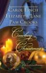 Cowboy Christmas - Carol Finch, Elizabeth Lane, Pam Crooks