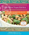 The Indian Vegan Kitchen: More Than 150 Quick and Healthy Homestyle Recipes - Madhu Gadia