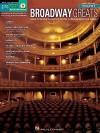 Broadway Greats [With CD (Audio)] - Hal Leonard Publishing Company