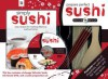Prepare Perfect Sushi Book and DVD - Hinkler Books
