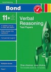 Bond 11+ Test Papers Verbal Reasoning (Bond Assessment Papers) - Frances Down