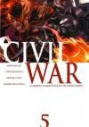 Cyvil War, Part 5 of 7 - Mark Millar, Steve McNiven