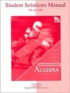 Student's Solutions Manual for Use with Beginning and Intermediate Algebra: A Unified Worktext - James Streeter, Donald Hutchison, Barry Bergman