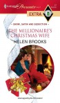 The Millionaire's Christmas Wife - Helen Brooks