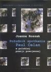 Południk spotkania - Roszak Joanna
