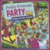 Pretty Princess Party: Hidden Picture Puzzles - Jill Kalz, Len Epstein