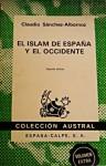 El Islam de España y el Occidente - Claudio Sánchez-Albornoz