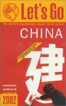 Let's Go China 2002 - Let's Go Inc., Jing Lin, Angie Sun