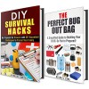 The Perfect Bug Out Bag Box Set: Prepper's Survival Guide with Hacks to Building Your B.O.B. So You're Prepared - Michael Long, Michael Hansen
