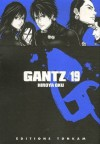 Gantz, Tome 19 (French Edition) - Hiroya Oku