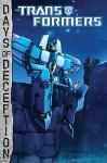 Transformers Volume 7: Combiner War--First Strike - Livio Ramondelli, Andrew Griffith, John Barber, Sarah Stone
