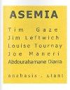 Asemia - Tim Gaze, Jim Leftwich, Louise Tournay, Joe Maneri, Abdourahamane Diarra