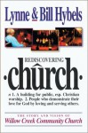 Rediscovering Church - Lynne Hybels, Bill Hybels