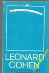 Słynny niebieski prochowiec - Leonard Cohen