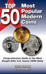 Top 50 Most Popular Modern Coins - Eric Jordan, John Maben