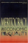 Meritocracy and Economic Inequality - Kenneth J. Arrow, Samuel Bowles