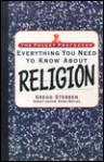 The Pocket Professor Religion: Everything You Need to Know about Religion - Denis Boyles