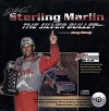 Sterling Marlin: The Silver Bullet w/CD Race Card - Larry Woody