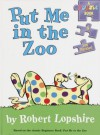 Put Me in the Zoo! Puzzle Book - Robert Lopshire