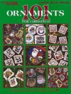 101 Ornaments For Christmas (Leisure Arts #3016) - Kooler Design Studio