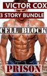 Cell Block: Prison, First Time (3 Story Erotic Bundle) - Victor Cox, Cox Bundles
