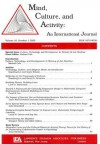 Culture, Technology, and Development: In Memory of Jan Hawkins:a Special Issue of mind, Culture, and Activity (Mind, Culture and Activity) - Michael Cole