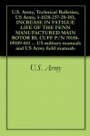 U.S. Army, Technical Bulletins, US Army, 1-1520-237-20-183, INCREASE IN FATIGUE LIFE OF THE FENN MANUFACTURED MAIN ROTOR BL CUFF P/N 70150-09109-041 AND ... military manuals and US Army field manuals - U.S. Department of Defense, U.S. Government, U.S. Military, D. Kvasnicka, U.S. Army