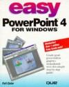 Easy Powerpoint 4 For Windows - Bryan Pfaffenberger