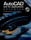 AutoCAD and Its Applications: Advanced: AutoCAD 2005 [With CDROM] - Terence M. Shumaker, David A. Madsen
