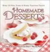 Homemade Desserts - Maggie Mayhew, Catherine Atkinson, Caroline Barty