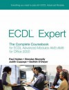 Ecdl Expert: The Complete Coursebook For Ecdl Advanced Modules Am3 Am6 For Office 2000 - Paul Holden