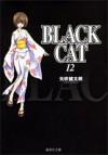 Black cat. 12 - Kentaro Yabuki