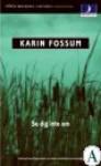 Se dig inte om! - Karin Fossum