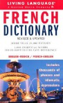 French Dictionary (LL(R) Complete Basic Courses) - Living Language, Liliane Lazar