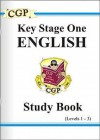 English: Key Stage One: Study Book: Levels 1-3 - Richard Parsons