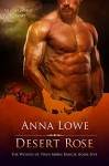 Desert Rose (The Wolves of Twin Moon Ranch Book 5) - Anna Lowe